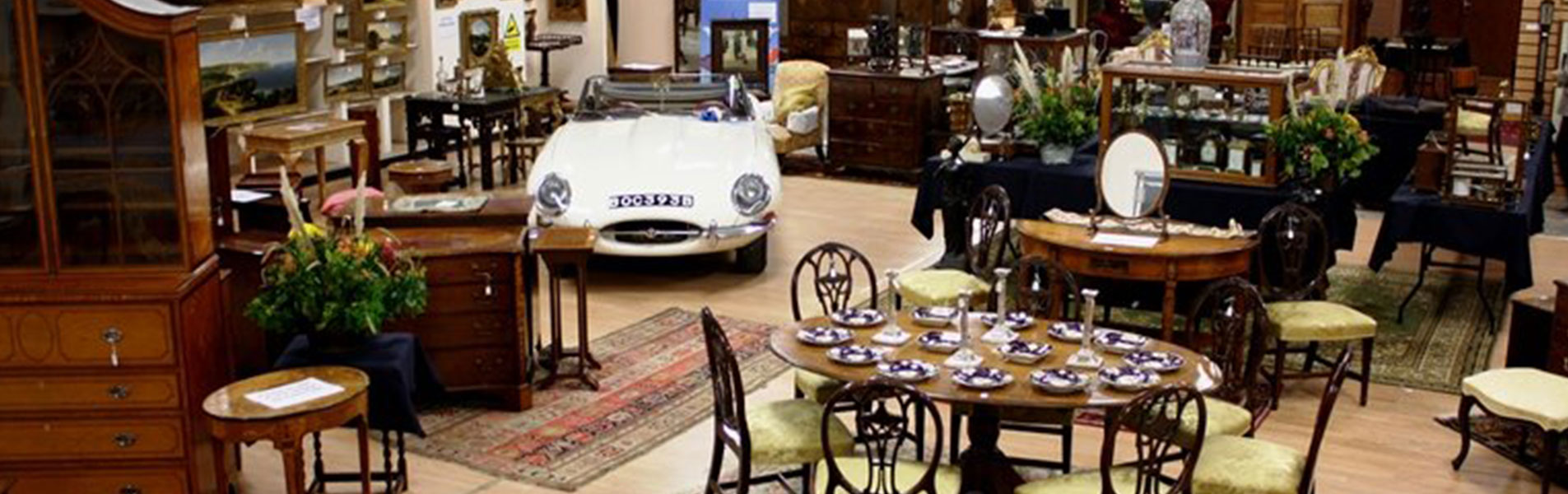 Furniture Auctions in Johannesburg